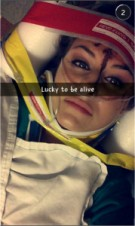 christal-mcgee-lucky-to-be-alive-snapchat-179x300